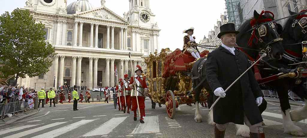 Desfile Lord Mayor's Show 2017